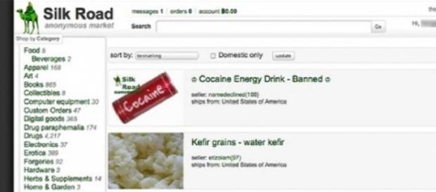 Silk Road, l'eBay de la drogue