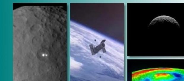 Sonda Dawn della NASA verso Cerere