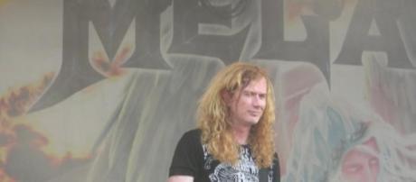 Megadeth, todo un clásico.