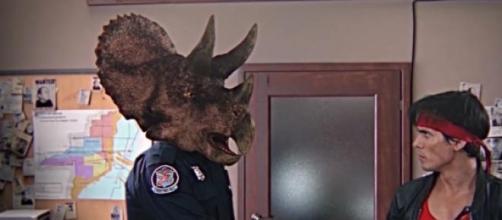 """Cena de divulgação do filme """"Kung Fury"""""""