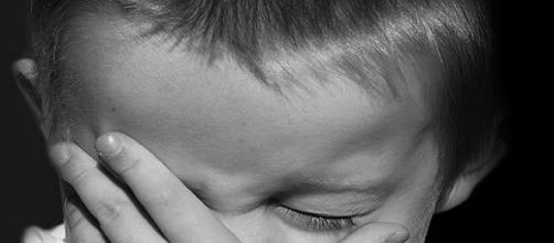 Contra a violência infantil! Por um mundo melhor!
