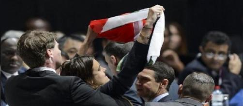 El conflicto árabe-israelí transcendió a la FIFA