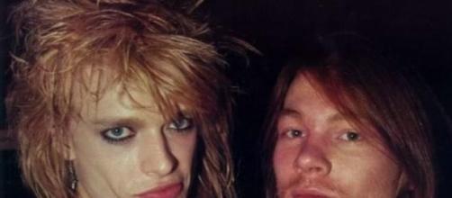 Michael Monroe siempre apoyó a Guns N' Roses
