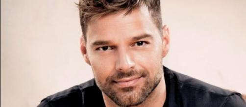 Ricky Martin en su plano más personal