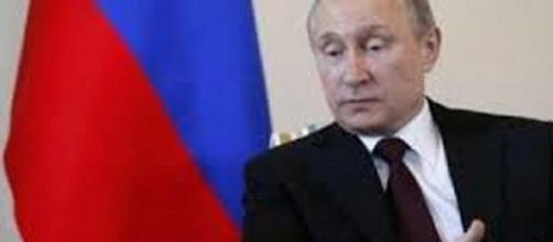 Vladimir Putin Presidente della Federazione Russa