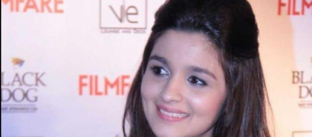 Alia Bhatt turns vegetarian
