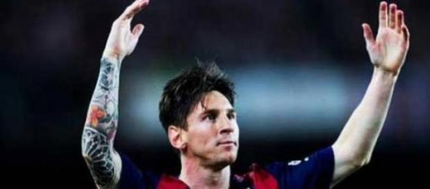 Lionel Messi decisivo na vitória do Barcelona