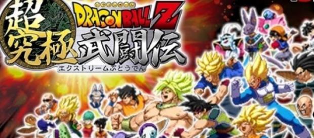 Porta del próximo juego de Dragon Ball Z