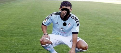 Jogador do Celta de Vigo.