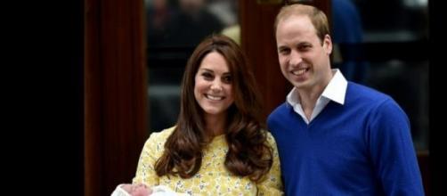 Princesa vai chamar-se Charlotte Elizabeth Diana
