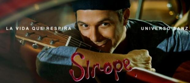 Alejandro Sanz presenta Sirope