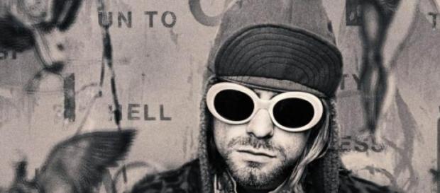 """Cartaz de """"Kurt Cobain: Montage of Heck"""""""