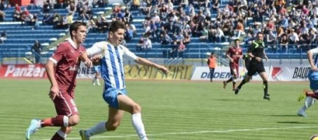 CSMS Iasi - Rapid 0-0, 2013-2014, Liga a II-a