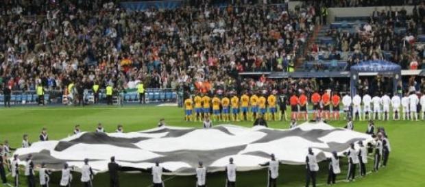Juventus recebe Real nas meias-finais da Champions