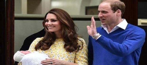 La #RoyalBaby si chiama Charlotte Elizabeth Diana