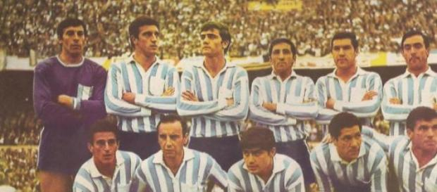 Once de Racing campeón de la Intercontinental