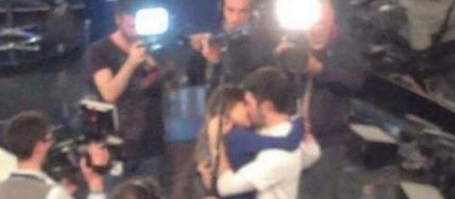 Bacio tra Cristian e Virginia di Amici 14
