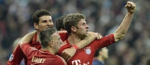 Bayern se alista para enfrentar al Barcelona