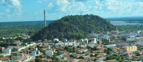 Bom Jesus da Lapa,  Bahia. Imagens Central da Lapa