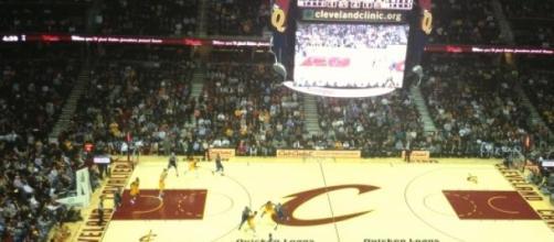 Défaite à la maison pour Cleveland