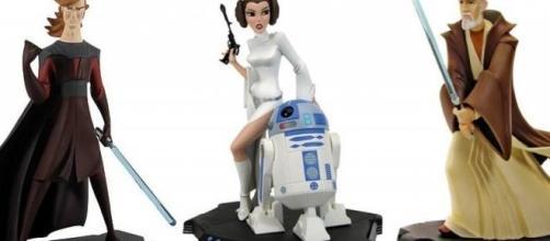 Figuras de Star Wars para Disney Infinity 3.0