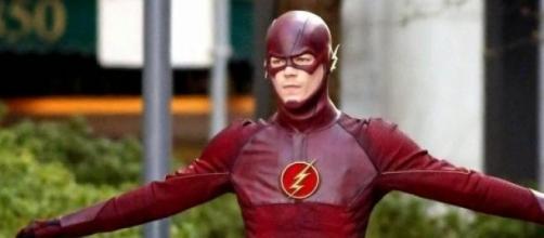 Harrison Wells è l'Anti Flash?