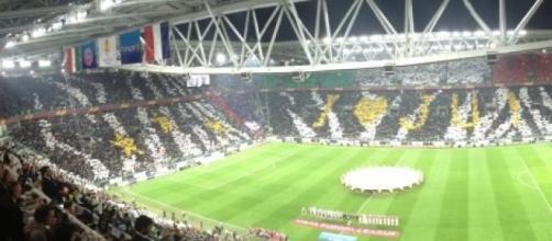Juventus-Real, au Juventus Stadium.
