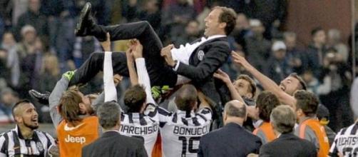 La Juventus fête son quatrième titre consécutif !