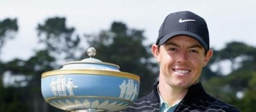 Rory McIlory won the WGC Match Play