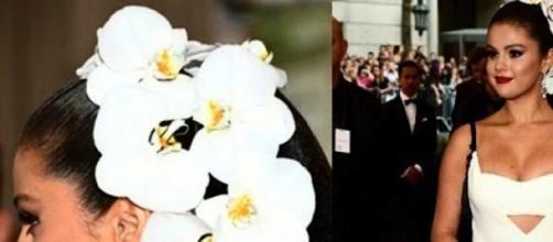 Selena Gomez tapete vermelho (Foto: Instagram SG)