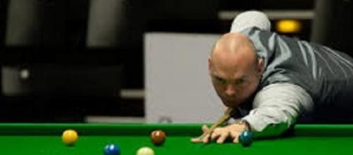 Stuart Bingham, o novo campeão do Mundo de snooker