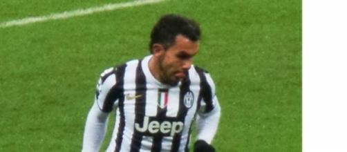Tévez, figura indispensable en la Juventus