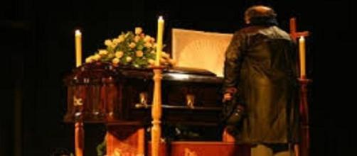 Velório - Local onde o morto foi baleado