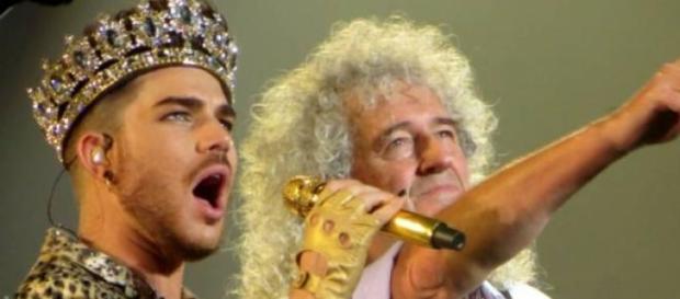Adam Lambert remplaza al legendario Freddy Mercury