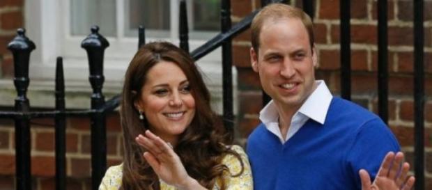 Charlotte Elizabeth Diana nasceu no dia 2 de Maio
