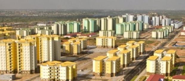 Kilamba, la città cinese in Africa