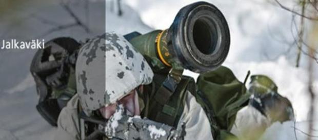 Maavoimat – fińskie wojska lądowe