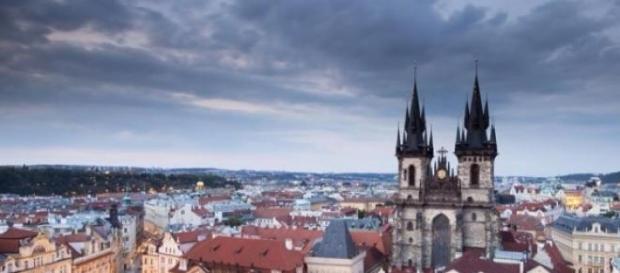 Praga,loc minunat si magic