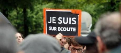 Franceses preocupados com escutas