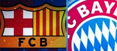Le FC Barcelone accueille le Bayern Munich