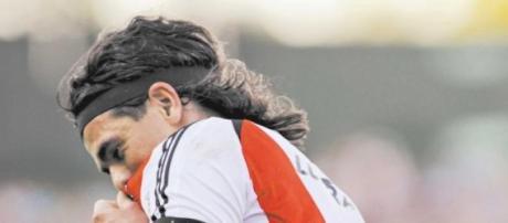 Ortega alzó la última Libertadores de River (1996)
