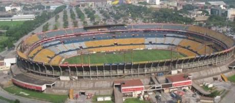 Tigres jugó en el Estadio Universitario