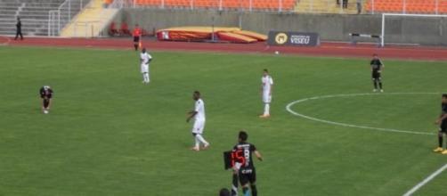 Académico derrotou Olhanense por 1-0