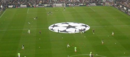 Juventus Stadium vestito a festa