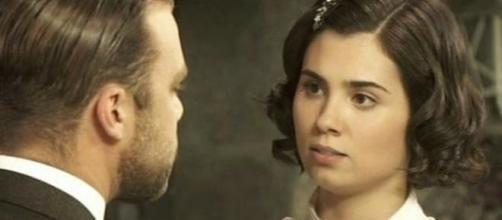 Maria chiede il divorzio a Fernando