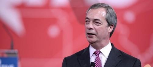 Nigel Farage, leader de l'Ukip.