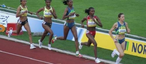Pavey often faces the top Africans in her races