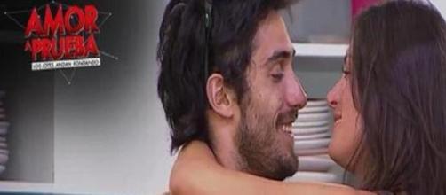 Pedro y Romina favoritos para ganar Amor a prueba