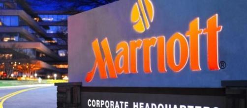 Uno degli alberghi del Marriot