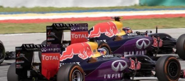 Audi novamente associada à Red Bull na F1